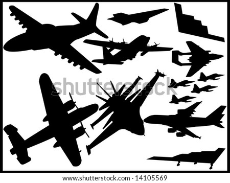 clip art jet plane. of please wait plane clip art