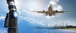 airplane hydrogen propulsion renewable energy