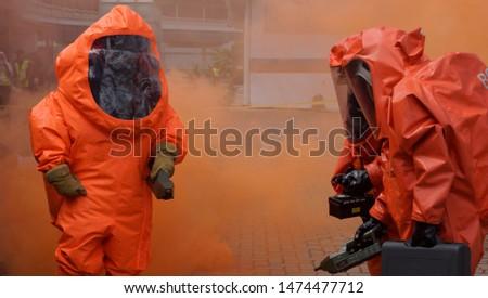 airport exercise for hazardous condition