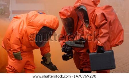 airport hazardous emergency chemical exercise
