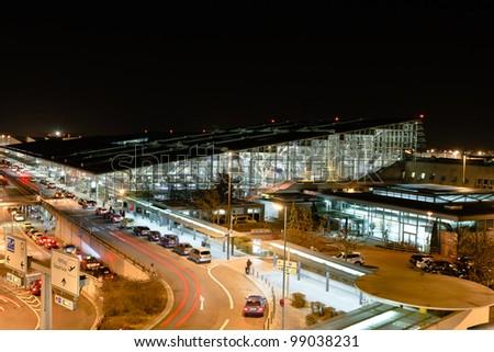 Airport Terminal Stuttgart