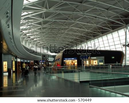 Airport terminal, Zurich