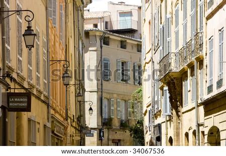 Aix-en-Provence, Provence, France