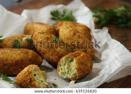 Shutterstock Akara - African black Eyed pea Fritters
