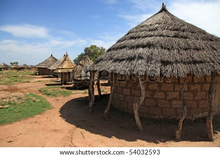 Aketa Camp / Village in Eastern Uganda - The Pearl of Africa