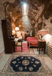 Al Capone cell