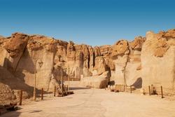 Al Qarah Caves, Al Hasa Eastern Province Saudi Arabia