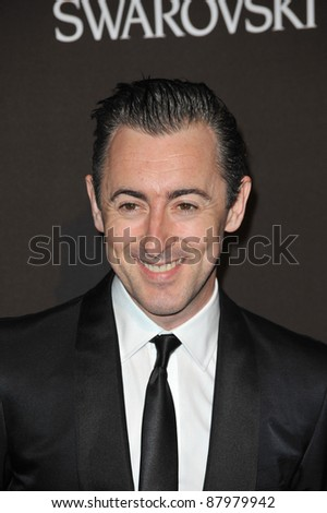Alan Cumming at the 12th Annual Costume Designers Guild Awards at the Beverly Hilton Hotel. February 25, 2010  Beverly Hills, CA Picture: Paul Smith / Featureflash