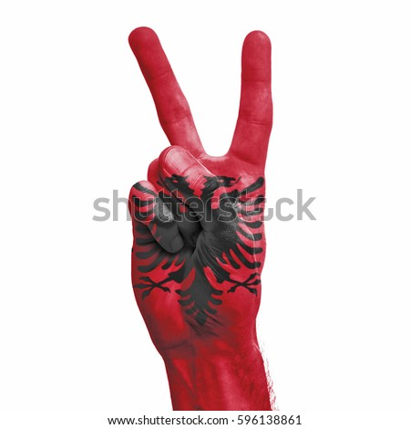 Free Photos Peace Sign With Fingerspeace Sign Avopix