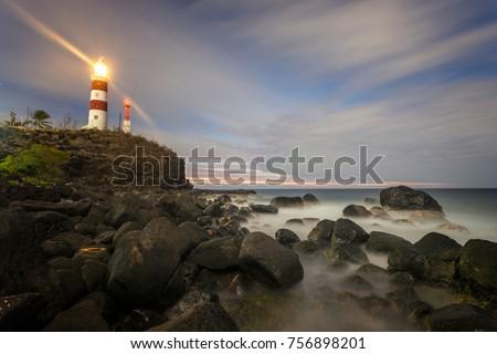 Albion Lighthouse, Mauritius