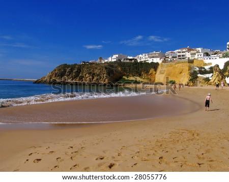 Albufeira, Algarve, Portugal - stock photo