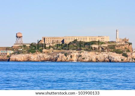 Alcatraz island - Famous prison in San Francisco