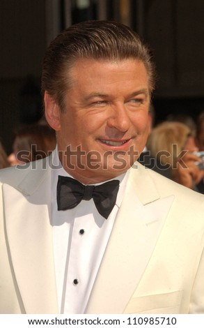 Alec Baldwin  arriving at the 59th Annual Primetime Emmy Awards. The Shrine Auditorium, Los Angeles, CA. 09-16-07