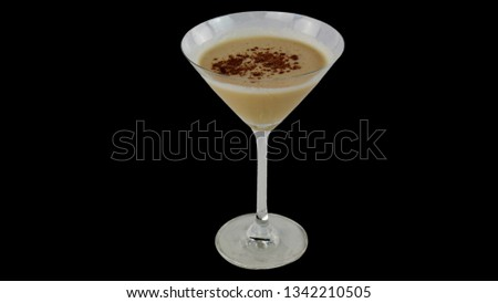 Alexander Cocktail Picture