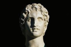 Alexander the great souvenir, Athens, Greece.