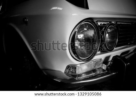 Alfa Romeo GTV, Headlights, Detail #1329105086