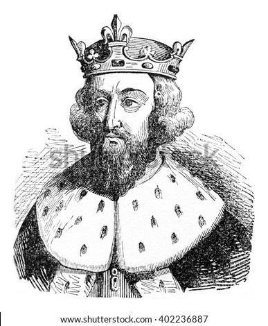 alfred the great  vintage...