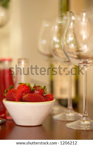 alfresco - stock photo