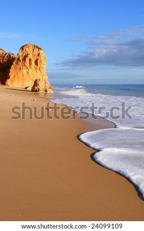 Algarve beach scenario, Portugal