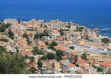 Algiers, Capital city of Algeria