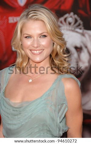 "Ali Larter at the world premiere of ""The Game Plan"" at the El Capitan Theatre, Hollywood. September 23, 2007  Los Angeles, CA Picture: Paul Smith / Featureflash"