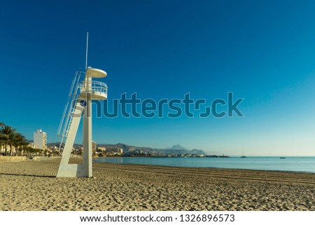 Alicante - Costa Blanca - Spain #1326896573