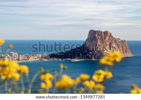 Alicante Spain coast  #1349877281