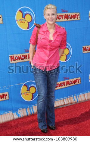 Alison Sweeney at the Los Angeles Premiere of \'Handy Manny Motorcycle Adventure\'. Arclight Hollywood, Hollywood, CA. 09-26-09