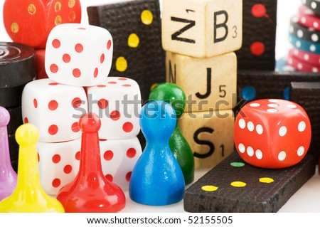 All attributes to play board games together