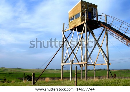 01 All-Inclusive Deer Hunting Stand Has Beautiful View Of South ...