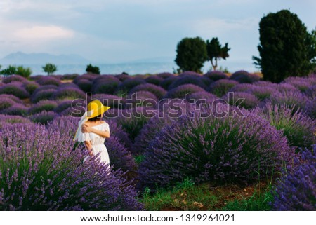 All photos were taken at Lavender fields of Isparta/Turkey and the shoots were taken at July 2015. The model at lavender field is my lovely wife.