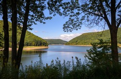 Allegheny National Forest in Pennsylvania