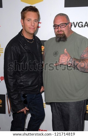 Allen Lee Haff, Clinton 'Ton' Jones at Spike TV`S Video Game Awards 2012, Sony Pictures Studios, Culver City, CA 12-07-12