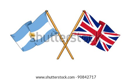Alliance and friendship between Argentina and United Kingdom