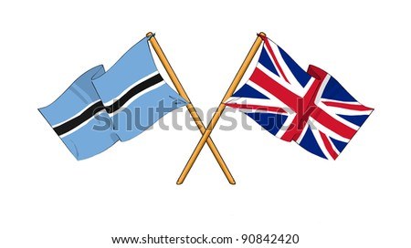 Alliance and friendship between Botswana and United Kingdom