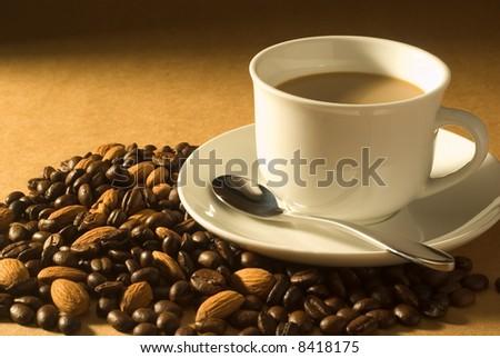 Almond Coffee #8418175