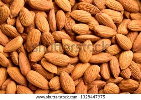 Almond, Dried Food, Food, Food and Drink, Nut - Food #1328447975