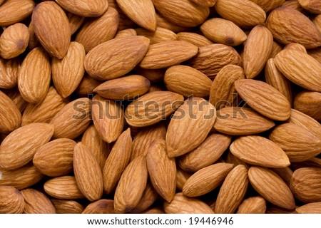 almonds background #19446946
