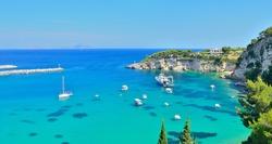 Alonissos island marina, Greece