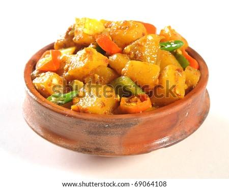 Aloo Tarkari Spicy