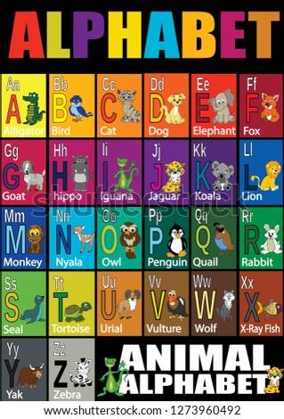 alphabet abc letters