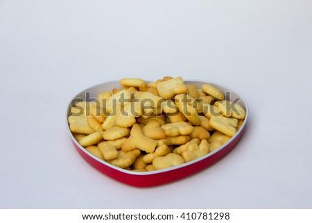 alphabet bread  #410781298