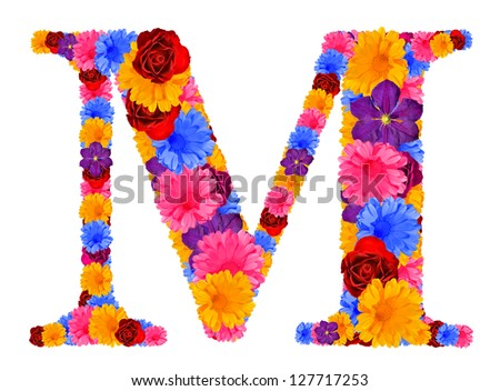 Free Photos Beautiful Spring Letter M Avopix Com