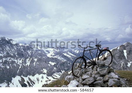 alpine bicycle