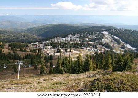 Alpine Resort Development