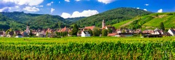 Alsace region of France - famous