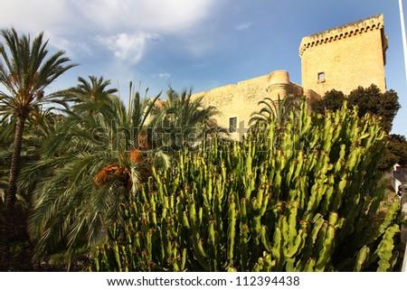 Altamira Palace in Elche Spain