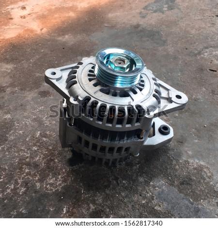 Alternator for Proton Wira, Satria 1.3, 1.5. Automotive Services.