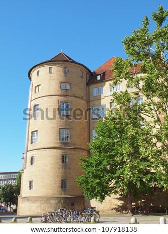 Altes Schloss (Old Castle) in Stuttgart, Germany