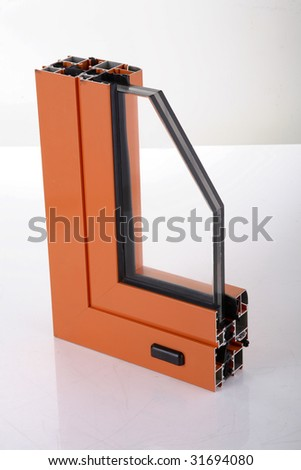 aluminium alloy window detail